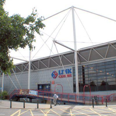 Link Center west swindon ice hockey junior oha UK