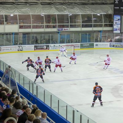 Link Center ice hockeu oha uk Okanagan Ice Hockey Academy Junior UK