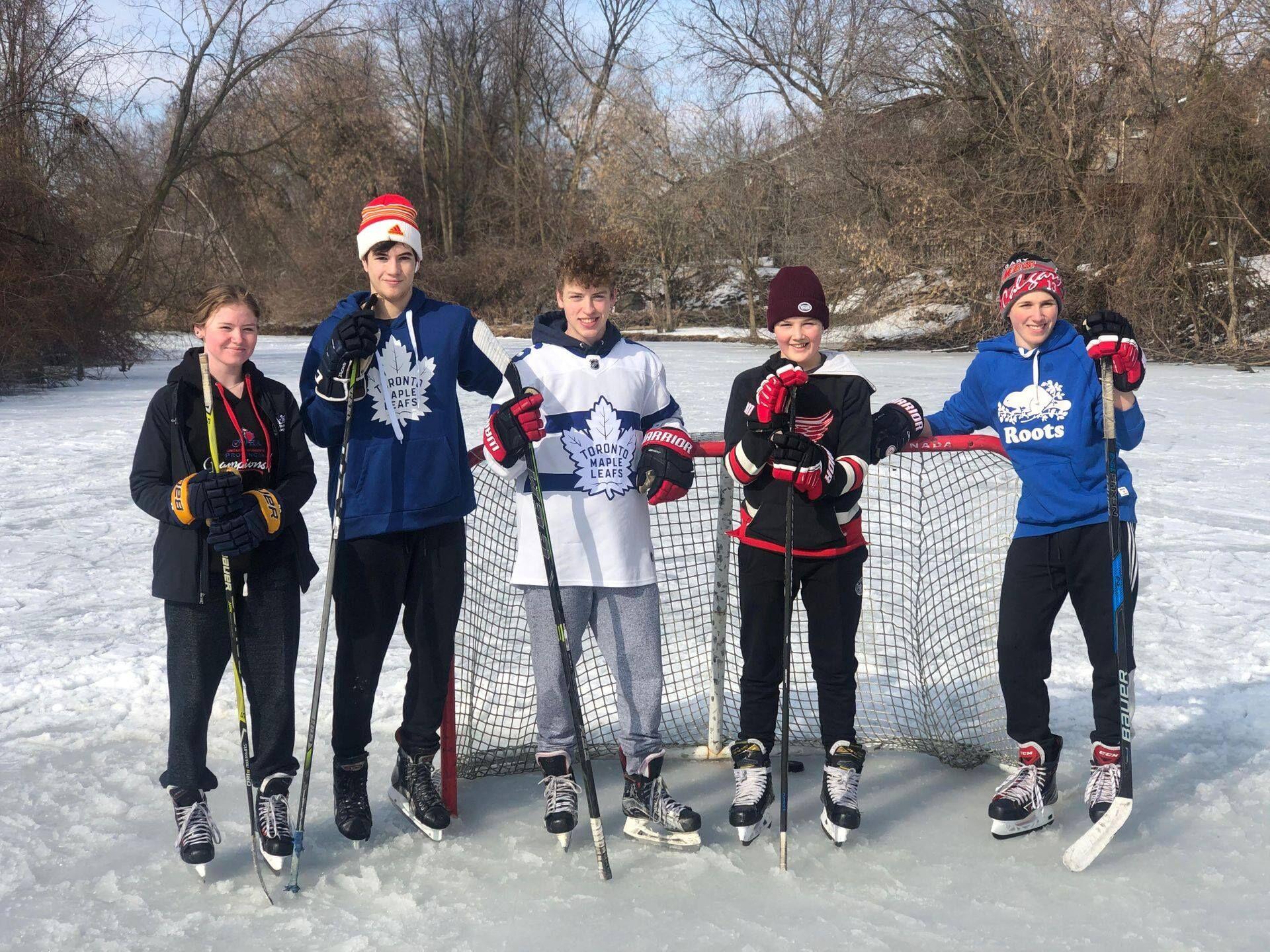 Okanagan Ice Hockey Academy UK Canada